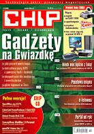 Zobacz SMARTech in der Presse - chip 2005 11