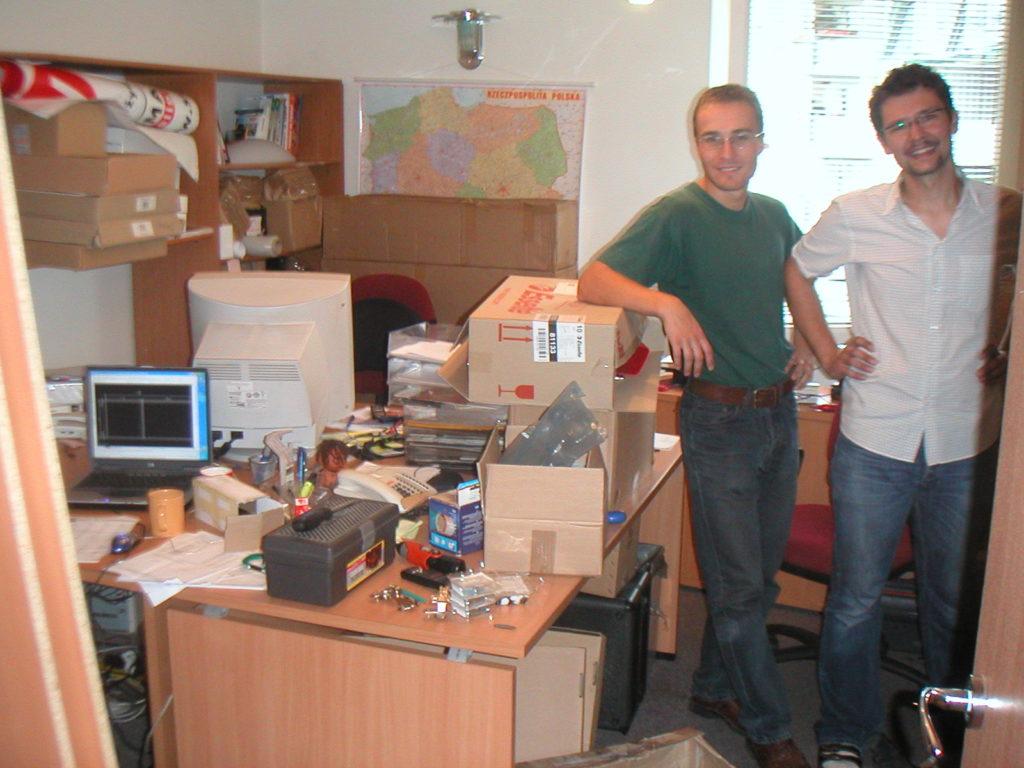 Zobacz Biuro SMARTech - poligon doświadczalny naszych systemów - Inteligentny Dom Biuro SMARTech 9 1024x768