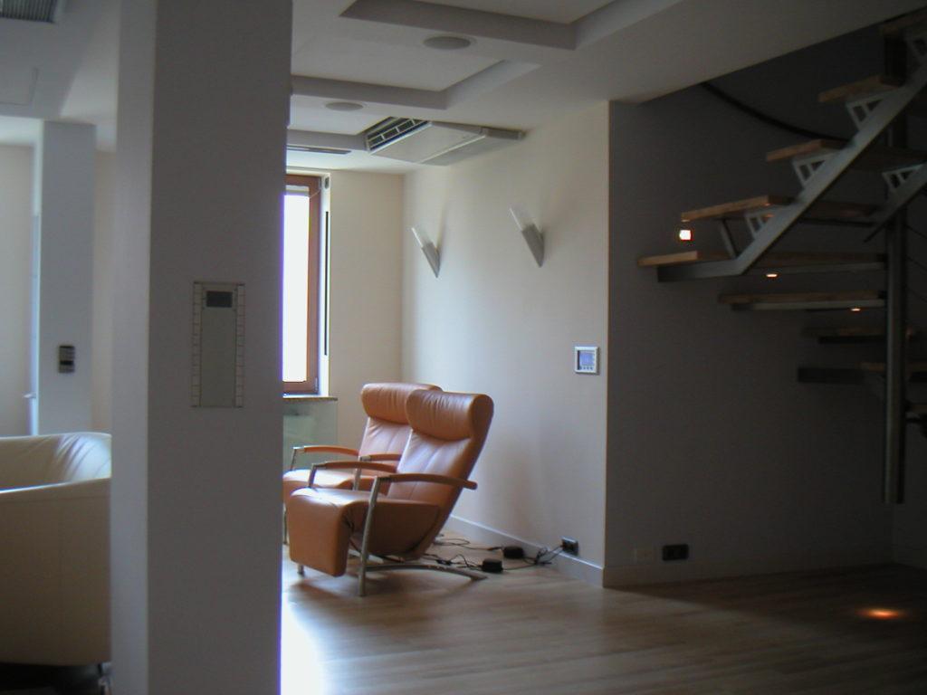 Zobacz Apartament z niebiańską łazienką - Inteligentny Dom KNX Apartament 180m2 3 1024x768