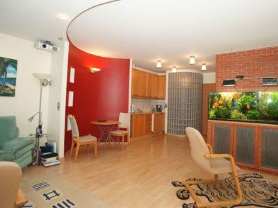 Słoneczny apartament z systemem KNX