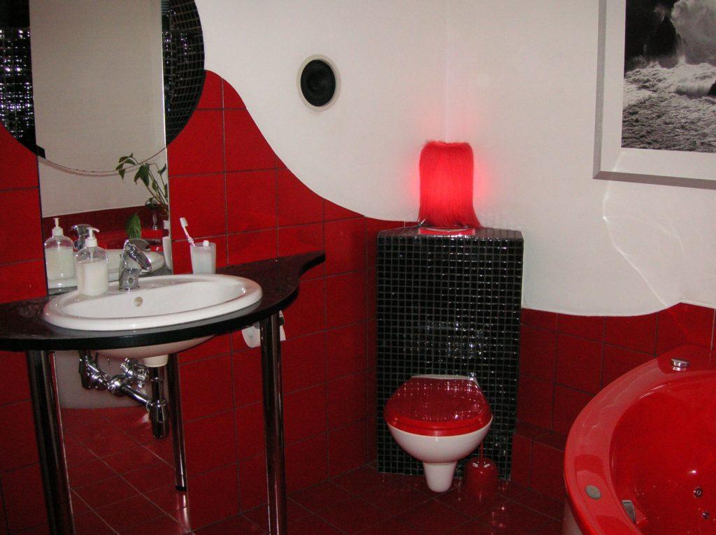 Zobacz Słoneczny apartament z systemem KNX - Inteligentny Dom Mieszkanie 80m2 Muzyka w łazience 1024x765