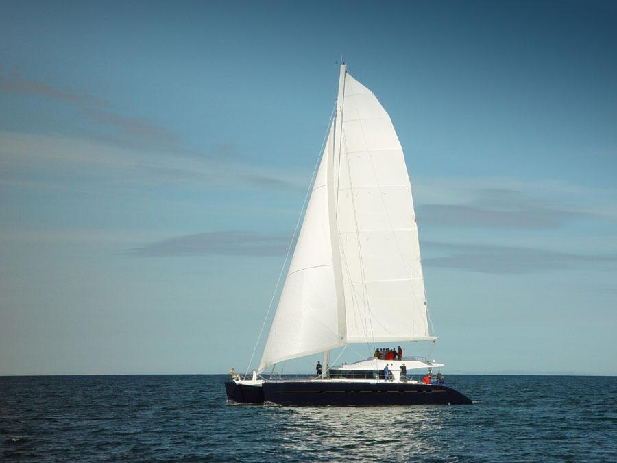 Zobacz Katamaran pełnomorski - Inteligentny dom na morzu - Inteligentny Dom katamaran pelnomorski 8
