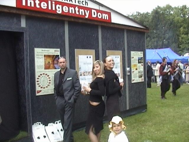 Zobacz Domek pokazowy na Wielkiej Gali Business Centre Club - SMARTech Inteligentny Dom Gala BCC Prezentacja 15