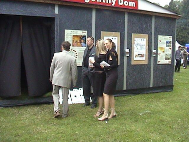 Zobacz Domek pokazowy na Wielkiej Gali Business Centre Club - SMARTech Inteligentny Dom Gala BCC Prezentacja 24