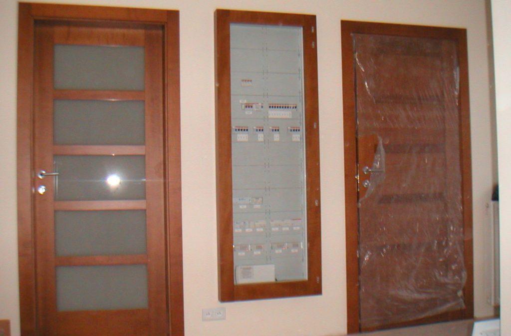 Zobacz Zabudowa dużej rozdzielnicy KNX - SMARTech Inteligentny Dom zabudowa rozdzielnicy 3 1024x673