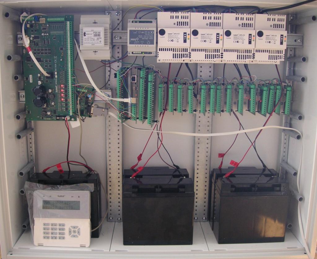 Zobacz Jak zmontować duży system alarmowy? - PICT0017 1024x835