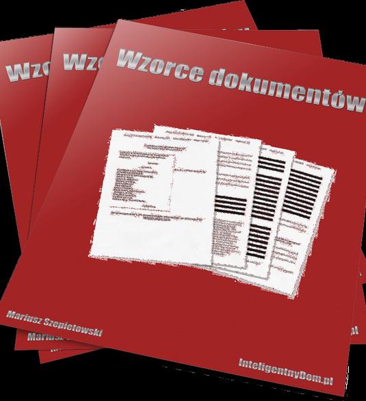 Instalacje – wzorce dokumentów