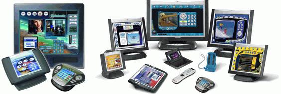 Zobacz KNX, Kino domowe, Multiroom, Crestron, Alarm, Monitoring - Crestron panele dotykowe 4