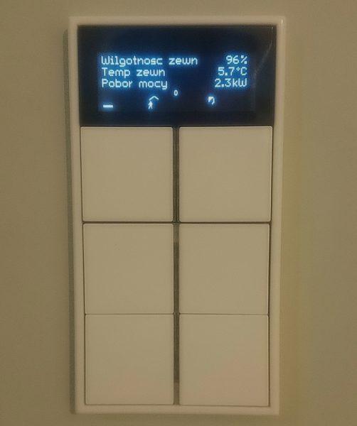 Zobacz Podsumowanie 20 lat na rynku systemów Inteligentnego Domu - knx przycisk wieloklawiszowy jung 502x600